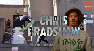 Chris Bradshaw 32