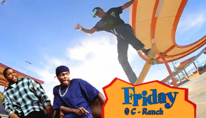 Friday at C-Ranch