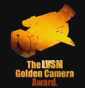LVSM - golden camera award