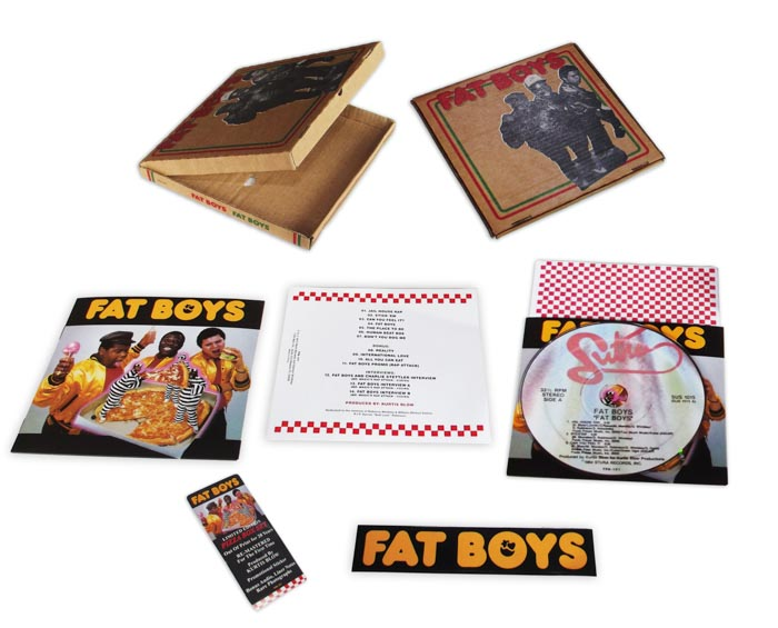 FAT BOYS PIZZA BOX
